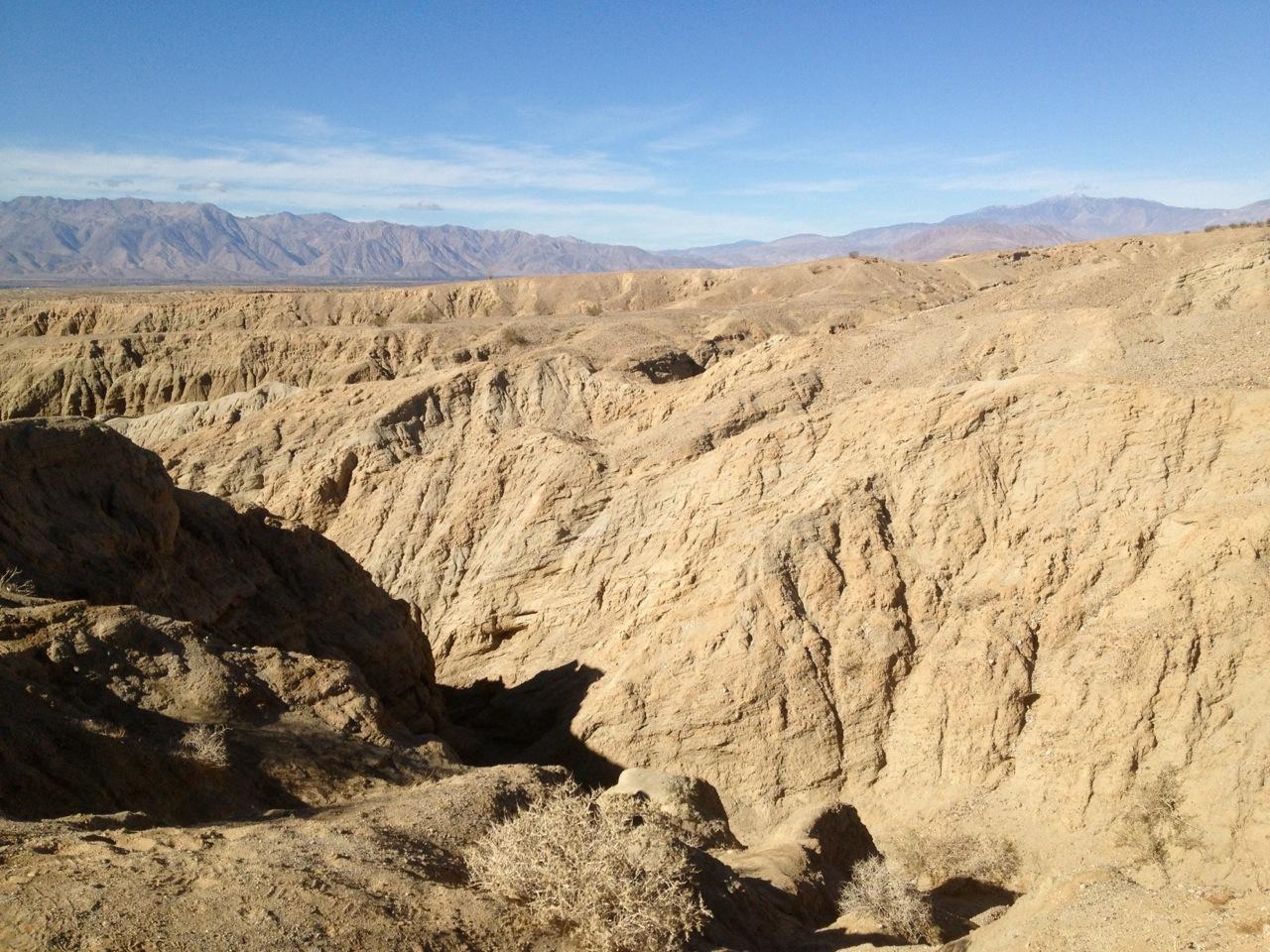 Slot Canyon – Anza Borrego Desert State Park, California