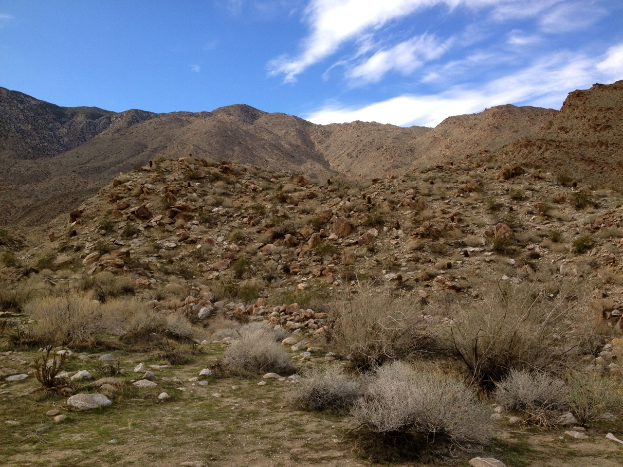 Cahuilla Canyon Trail – Palm Springs, California