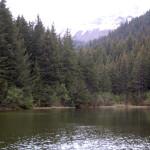 Two Lakes Trail in Seward, Alaska