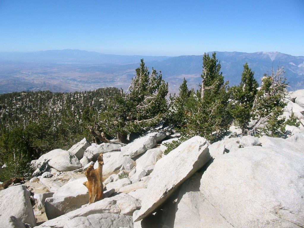 Mount San Jacinto Peak – Palm Springs, California