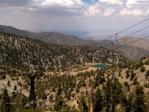 Thunder Mountain Trail on Mt. Baldy