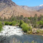 Kern River on Whiskey Flat Trail