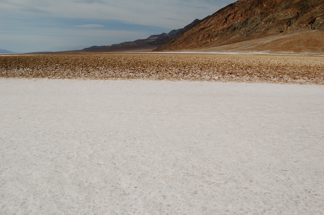 Badwater Basin – Death Valley National Park, California