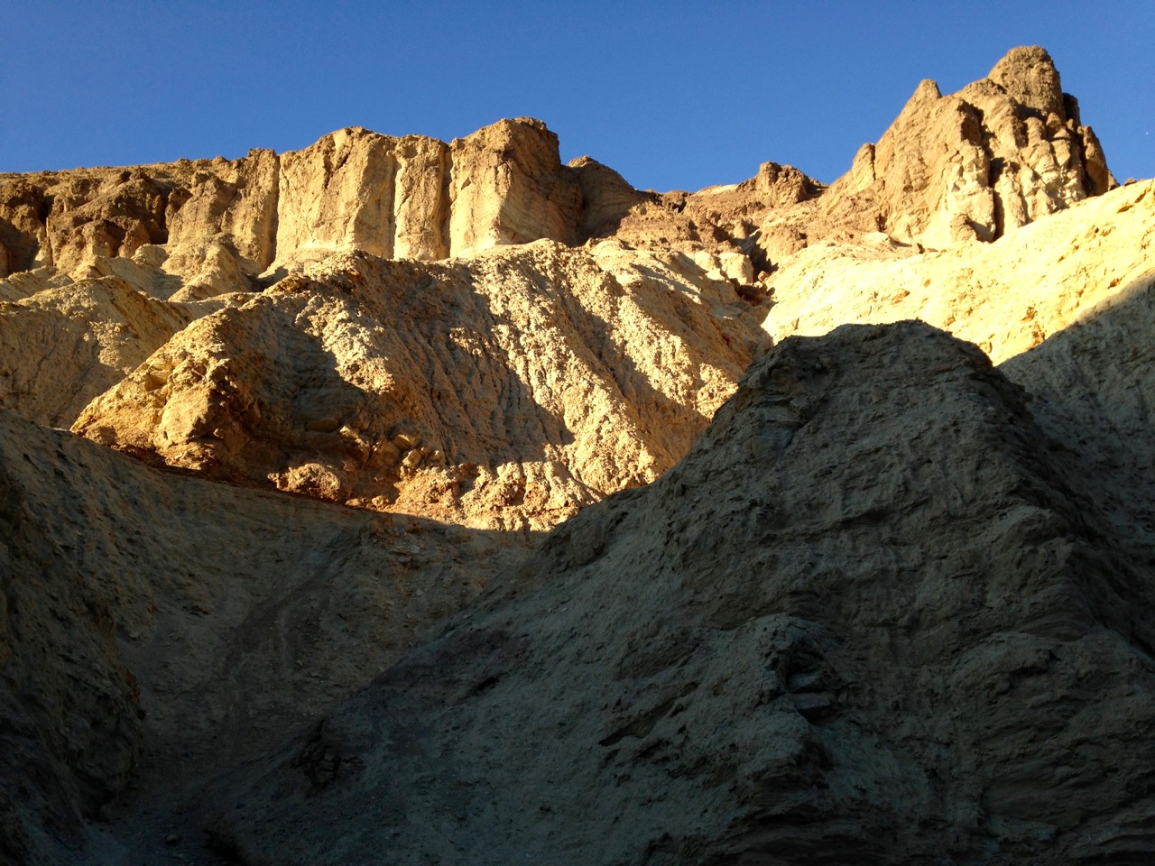 Golden Canyon – Death Valley National Park, California