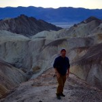 Golden Canyon Trail, Death Valley National Park, California