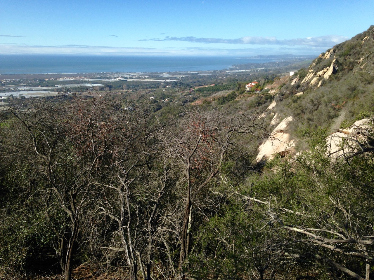 Franklin Trail – Carpinteria, California