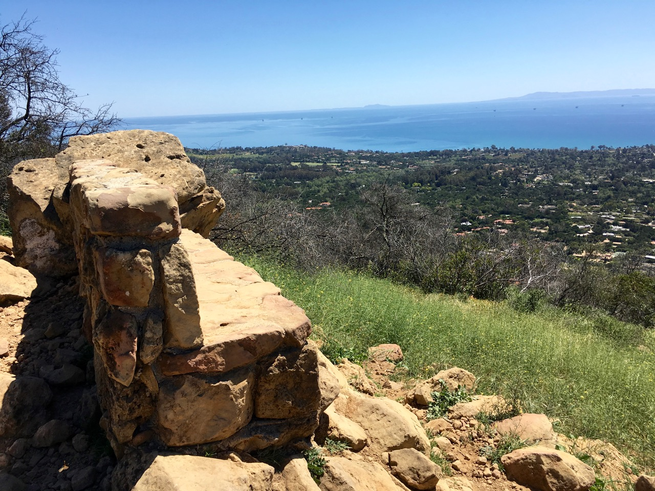 McMenemy Trail – Santa Barbara, California