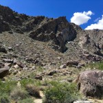 Hiking the Tahquitz Canyon Trail in Palm Springs, California