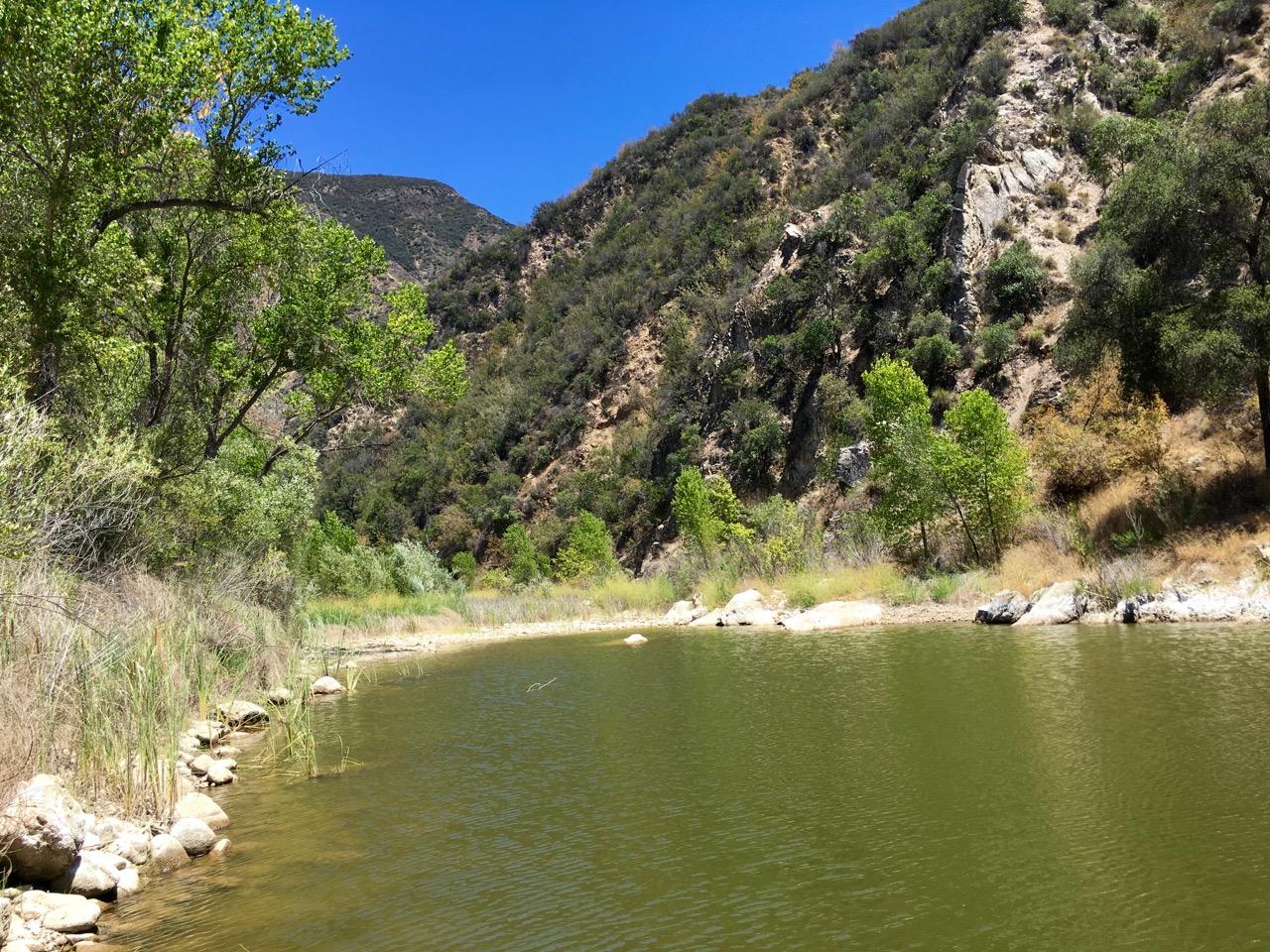Red Rocks Trail Santa Ynez Mountains California Brian