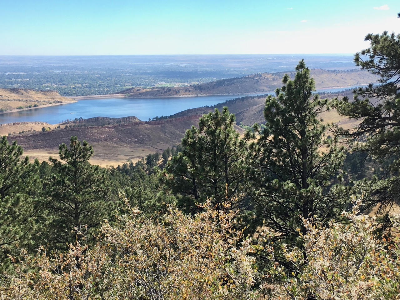 Arthur's Rock Trail – Fort Collins, Colorado