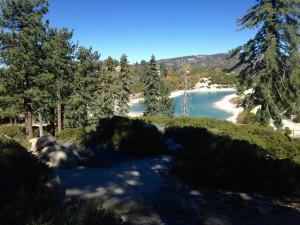 Children's Forest Trail near Running Springs, California