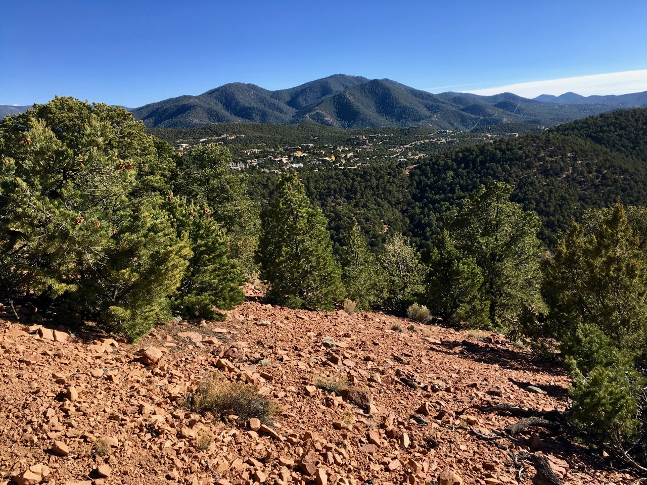 Dale Ball Trails North – Santa Fe, New Mexico