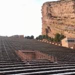 Red Rocks Amphitheatre in Morrison, Colorado