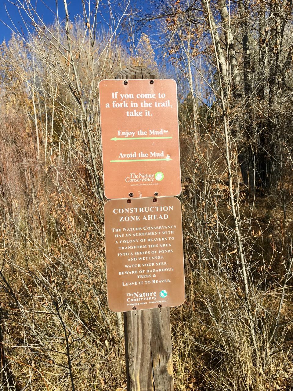 Santa Fe Canyon Preserve Trail Santa Fe New Mexico