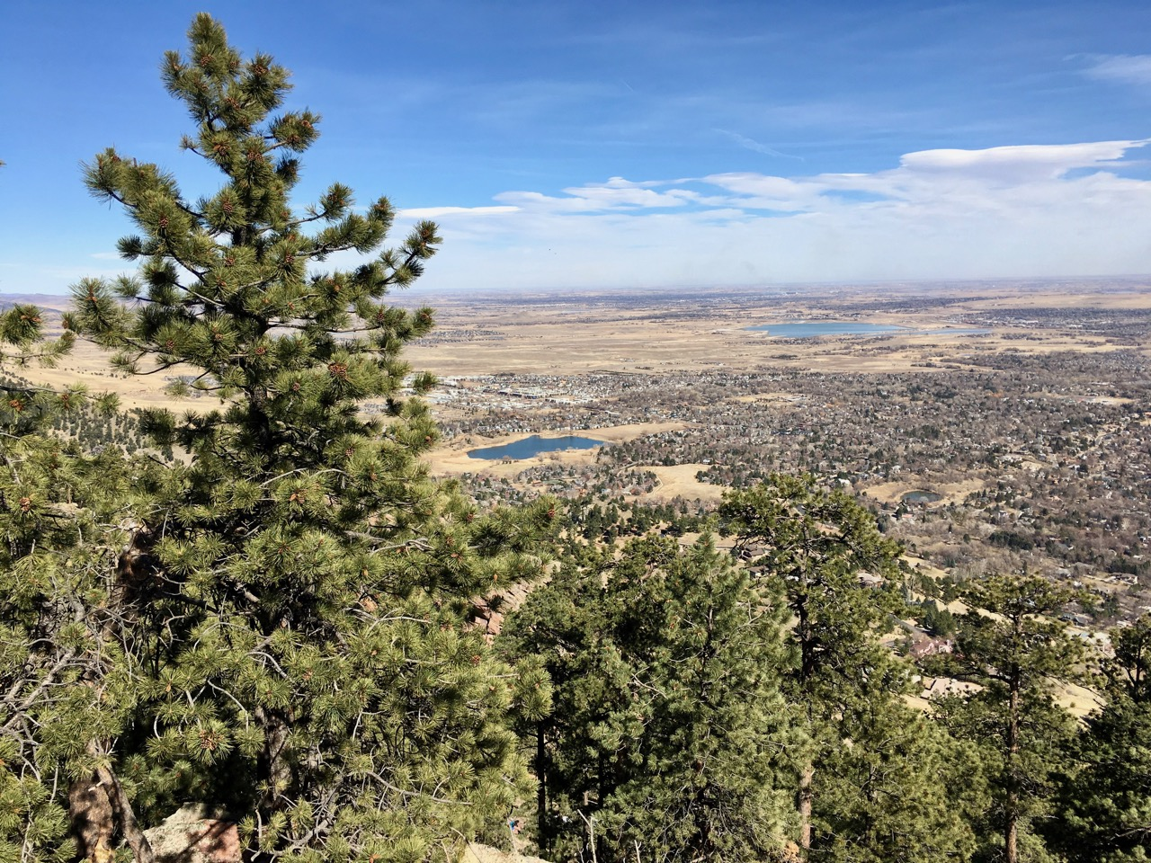 Mount Sanitas Loop Trail – Boulder, Colorado