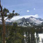 Nymph Lake Trail, Rocky Mountain National Park, Colorado
