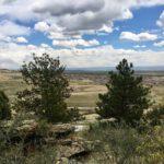 View looking southeast from the Dakota Ridge Trail near Morrison, Colorado