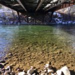 8th Street Bridge over the Roaring Fork River, Glenwood Springs, Colorado