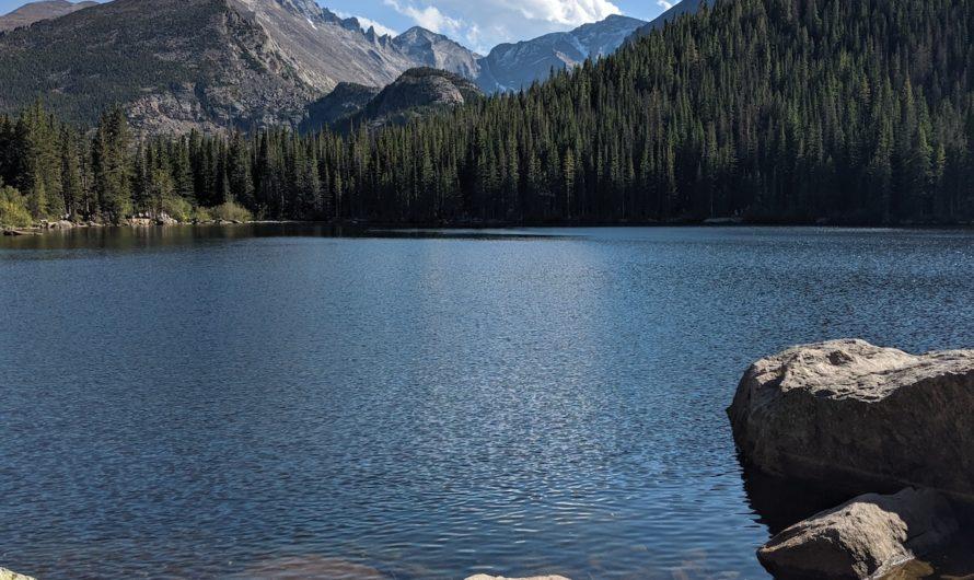 Bear Lake Loop Trail – Rocky Mountain National Park, Colorado