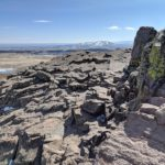 Tilting Mesa Trail on North Table Mountain