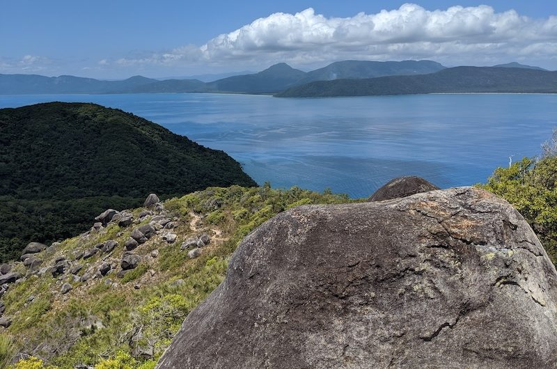 Summit to Lighthouse Loop – Fitzroy Island, Australia