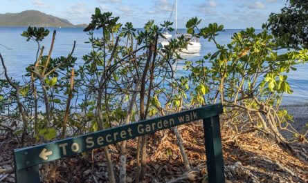 Secret Garden Walk on Fitzroy Island