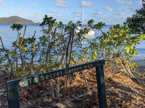 Secret Garden Walk on Fitzroy Island
